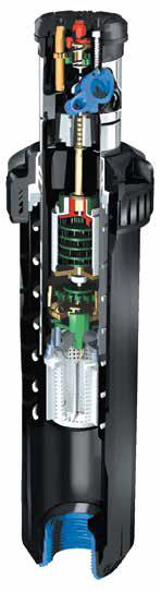 aspersor rotor série 8005