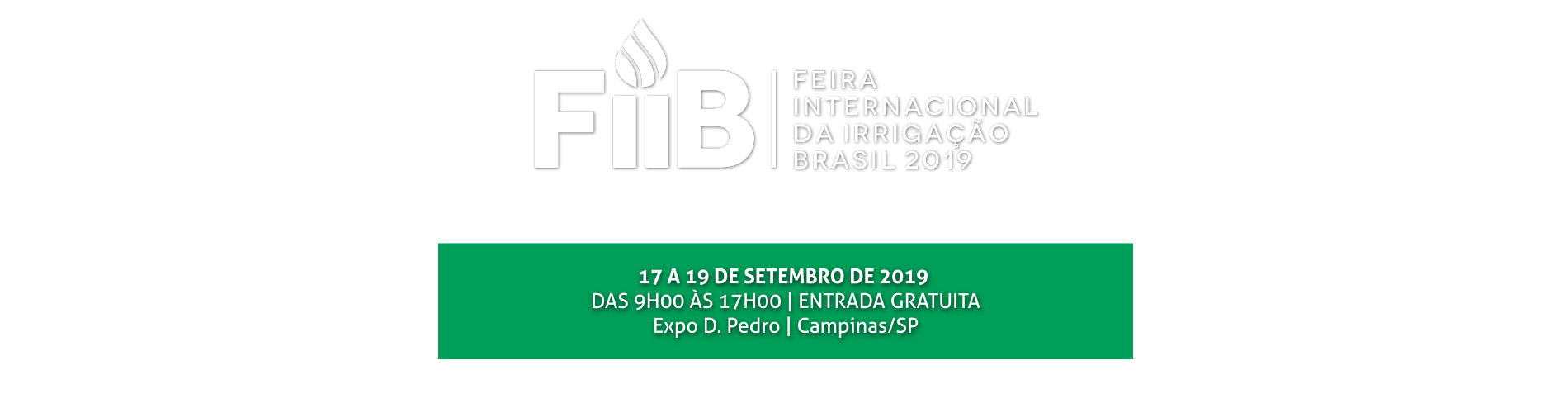 Feira da irrigação brasil - Irrigaplan