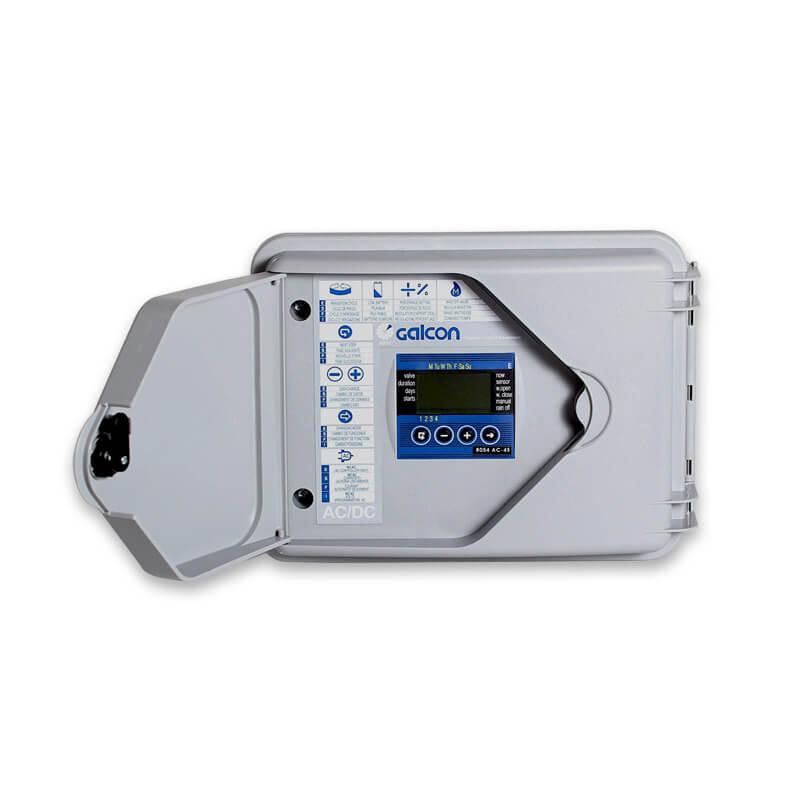 Controlador Galcon 4 estações AC-4S Super Box
