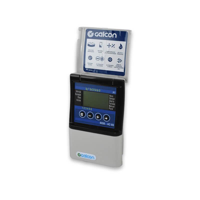 Controlador Digital 06 Estações AC-6S Super