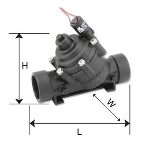 Legenda-S-105-Válvula plástica com fecho