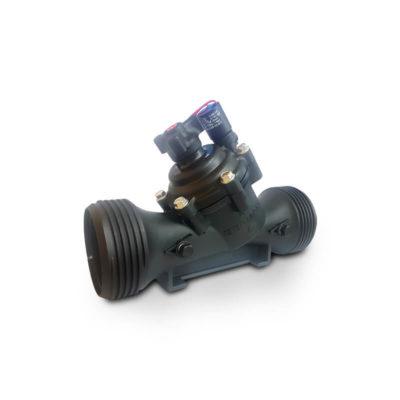 "Válvula Bermad Plástica Elétrica S-110 3"" Com fecho"