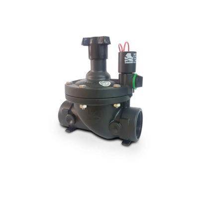 "Válvula Plástica Elétrica S-210 com fecho 1 1/2"" pol"