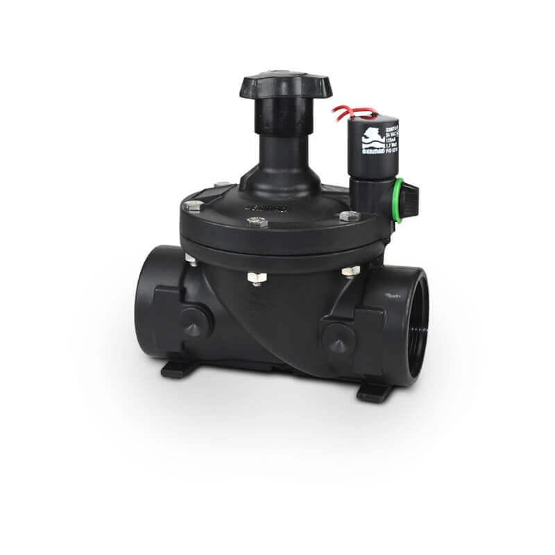 "Válvula Plástica Elétrica S-210 com fecho 2"" pol"