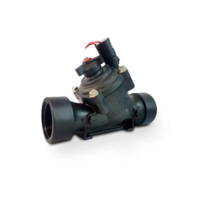 Válvula Elétrica Plástica Bermad S-110 2 Com fecho
